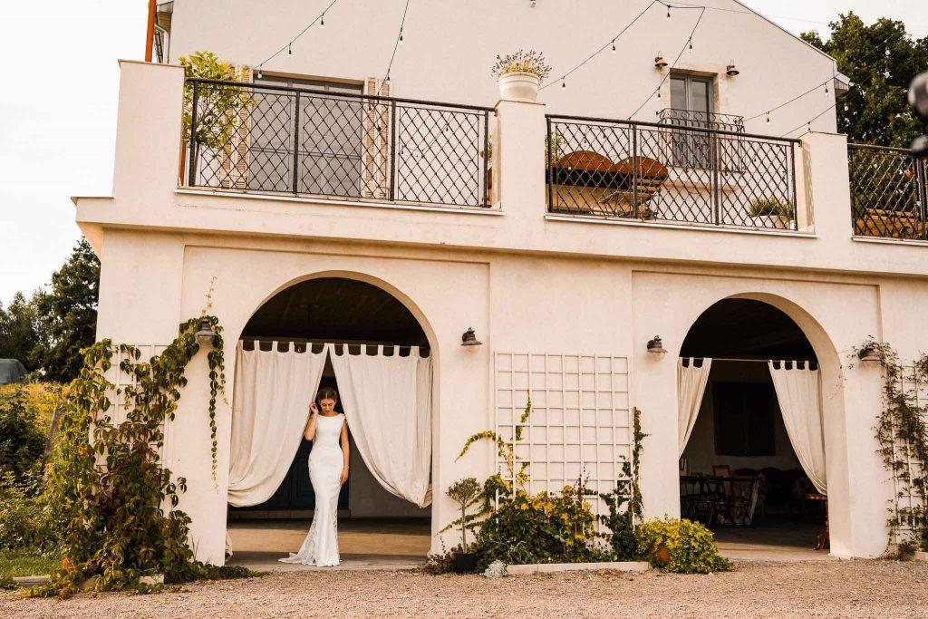 Sesja ślubna Villa Love